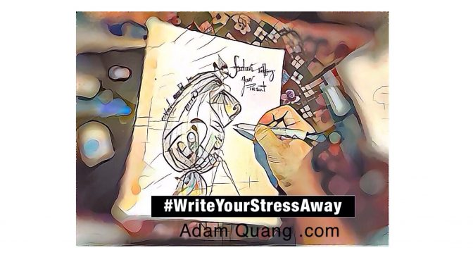 Write Your Stress Away